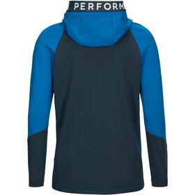 Peak Performance Rider Zip Hood Herr blue bird